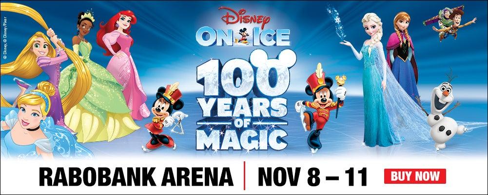 Disney on ice rabobank arena m4hsunfo
