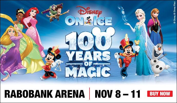 Disney on ice rabobank arena dates m4hsunfo