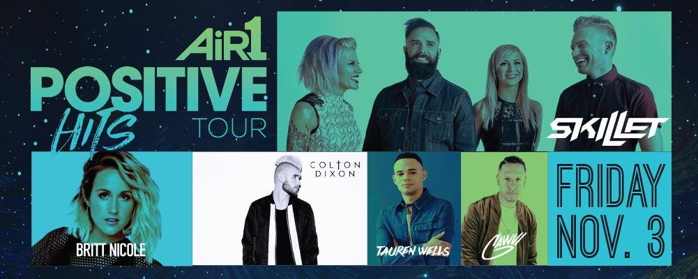 Air Positive Hits Tour November